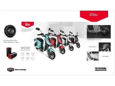 iDou E-scooter