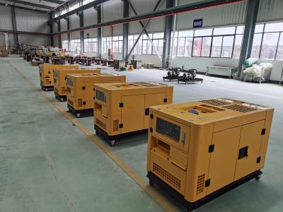 10KW-50KW diesel generator set