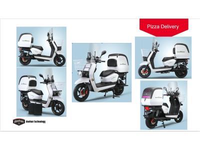 Pizza E-scooter