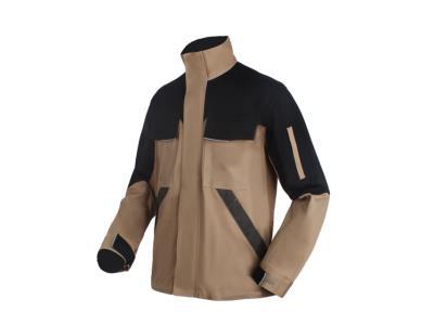Color Combinnation 100% Cotton Spandex Working Jacket