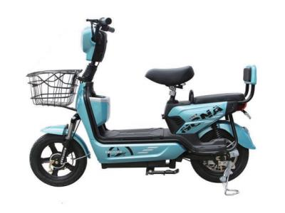 Electric scooter with hub motor