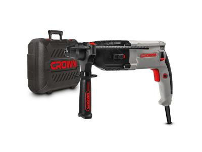 CROWN Rotary Hammer Drill SDS-PLUS Corded Power Tools CT18108 BMC