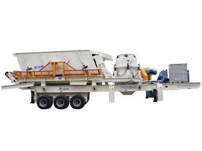 PP Series Portable Cone Crushing Plant