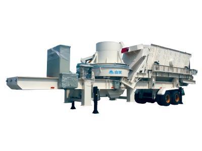 PP Series  VSI Crushing Plant