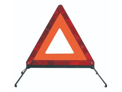 E-MARK roadway safety car warning reflector triangle auto red road traffic reflective tria