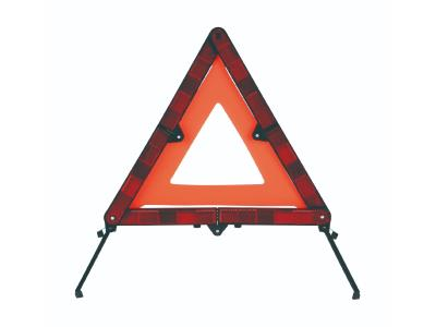 Hot sale foldable car emergency traffic reflective professional warning triangle