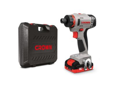 CROWN 12V Cordless Drills Screwdriver Lithium-ion Power Tools CT21081HB-2 BMC