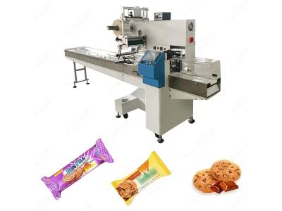 Hot Selling Horizontal Biscuit Packing Machine for Sale