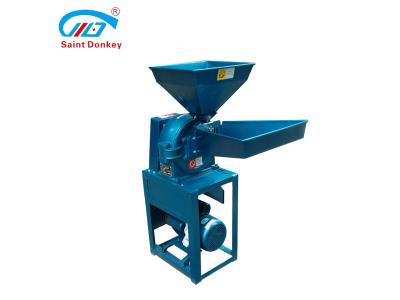 small dry grain wheat corn chilli spice herbs flour mill crushing machine for animal feed
