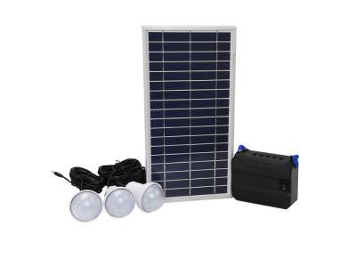 PS-K013NT2 Solar Lighting Kit With 3 Bulbs ( tube light for option)