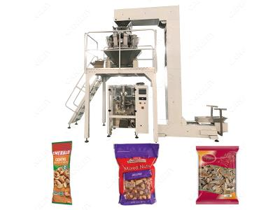 Automatic Cashew Nut Packaging Machine Manufacturer