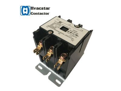 HVAC Definite Purpose Brand Magnetic 3 Poles Electronic AC Contactor 3p 40amp 24-277v