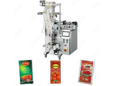 Commercial Tomato Sauce Packing Machine Supplier