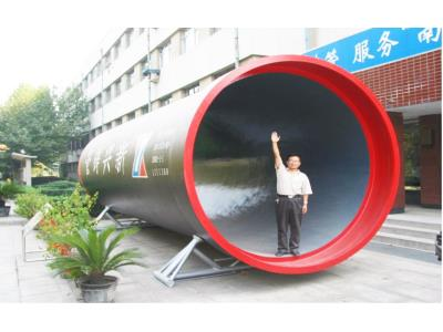 DN2600 Ductile Iron Pipes