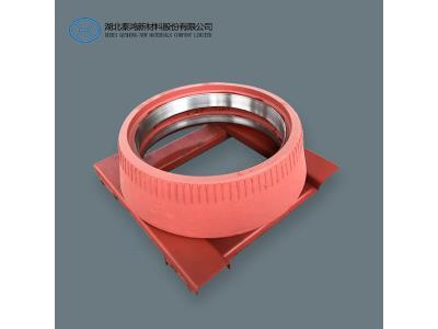 High chrome Vertical roller mill roller tyre