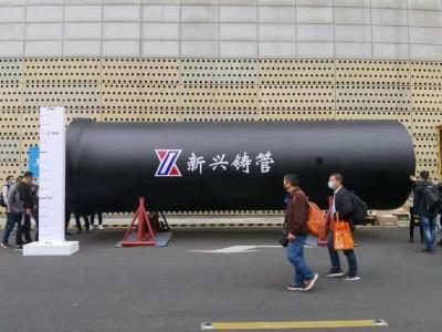 Big diameter Ductile Iron Pipes