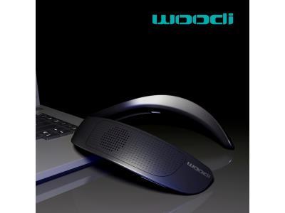 Neckband Wearable Bluetooth Speaker