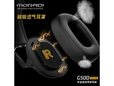 Game Stereo Headset with Mic G500