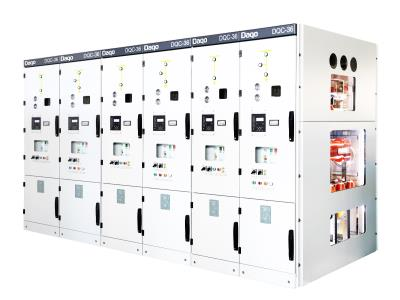 DQC-36 Cubicle-type Gas Insulated Switchgear