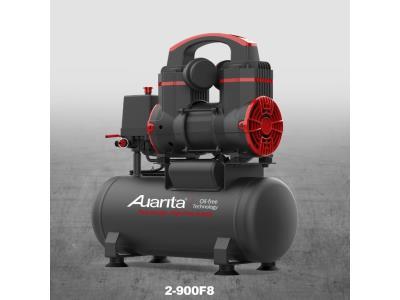 Oil free air compressor 2-900F8