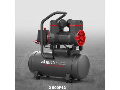 Oil free air compressor 2-900F12