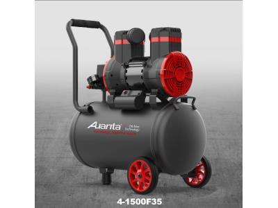 Oil free air compressor 4-1500F35