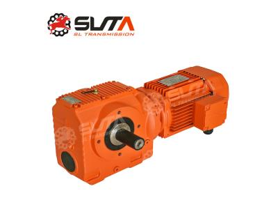 Guaranteed Quality Price 15~3400Nm Helical Worm Speed Gearbox