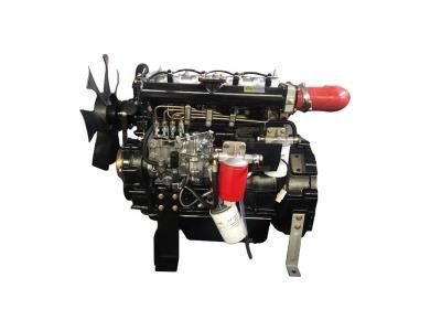 Water cooled Richardo 4 cylinder 30HP 490 mini engine