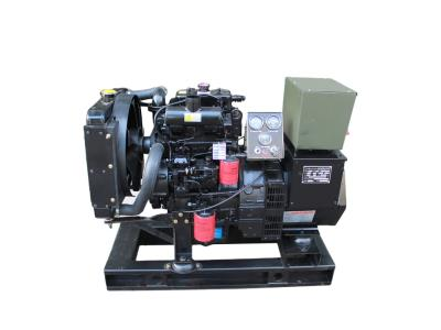 Chinese 10kw open type low noise smart generator home use