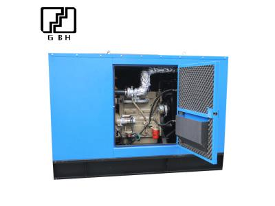 silence type 30kw single phase diesel generator water cooled with Smartgen Auto control
