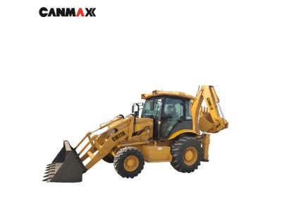 CANMAX backhoe loader CM778H factory good price