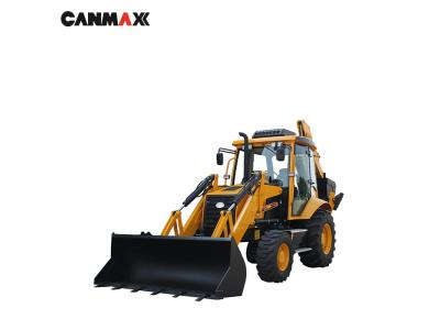 CANMAX backhoe loader CM870A low price for sale