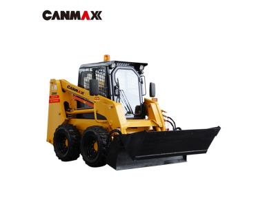 CANMAX skid steer loader CSS550 low price for sale