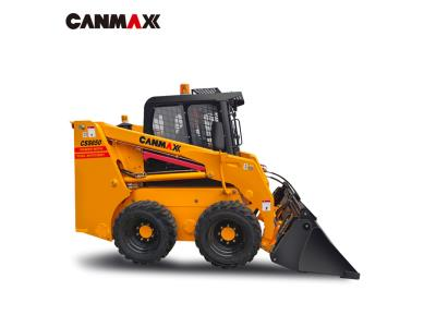 CANMAX skid steer loader CSS650 good price for sale