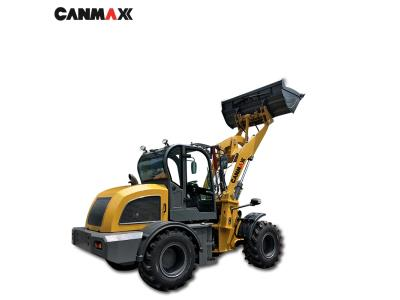CANMAX 2.5 2.6 ton wheel loader CM825 CM826 cheap price for sale