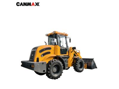 CANMAX 2.5 ton wheel loader CM925 factory price for sale