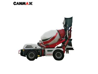 CANMAX CM3500 3 cubic meter self loading concrete mixer for sale
