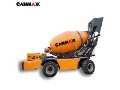 CANMAX CM4000R 4cubic meter self loading concrete mixer for sale