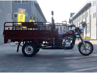 New 150cc Gasoline Cargo Tricycle