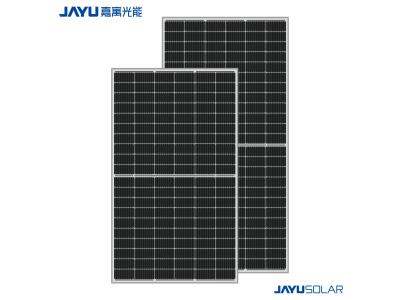 HALF-CELL 9-Busbar 120/144CELL MONO 166PERC SOLAR MODULE