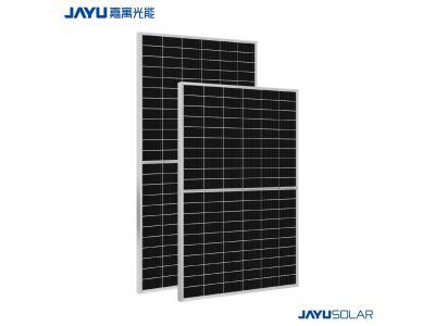 HALF-CELL 9-Busbar 120/144CELL MONO 158PERC SOLAR MODULE