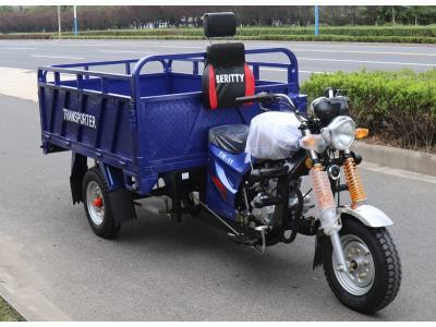 EEC 150CC Gasoline Cargo Tricycle