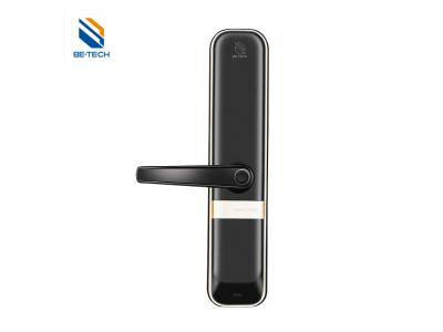 FINGERPRINT AND RFID CARD AND TOUCHPAD DIGITAL DOOR LOCK I7A6FMT-AN2