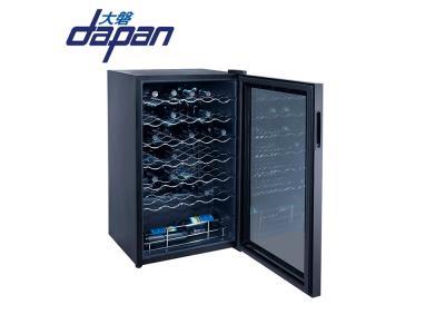 34 bottles single door 5 bottle wide compressor wine cellar