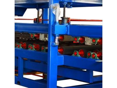 sandwich panel making machine roll forming machine for sheet metal profiles