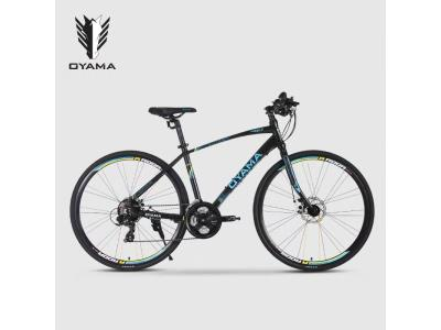Wholesale Road bike 21 speed Men's Hybrid Bike 700C disc brake Oyama Bicicletas