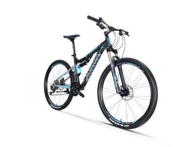 Full suspension hydraulic disc brake 27.5 inch adult mountain bike wholesale downhill mtb