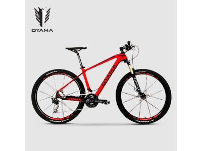 Carbon bicycle hydraulic disc brake carbon fiber mtb bicicletas de montana Oyama bike