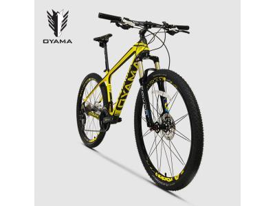 Carbon bicycle hydraulic disc brake carbon fiber mtb bicicletas de montana Oyama bike