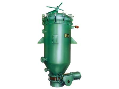 Soybean oil seeds Refinery--Leaf filter